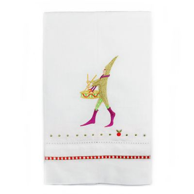 Patience Brewster 12 Days Drummer Drumming Tea Towel
