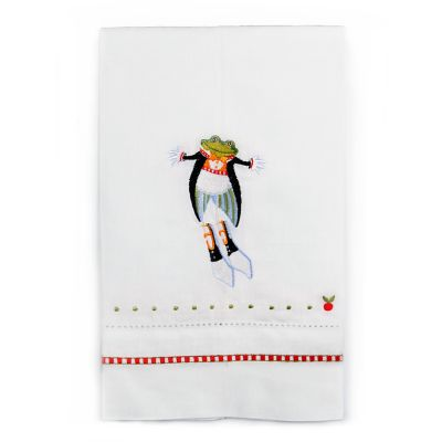 Patience Brewster 12 Days Lord a-Leaping Tea Towel