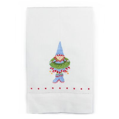 Patience Brewster Dash Away Dasher's Elf Tea Towel