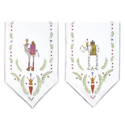 Patience Brewster Nativity Table Runner