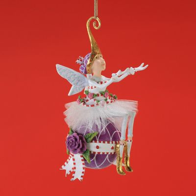 Patience Brewster Sugarplum Fairy Ornament