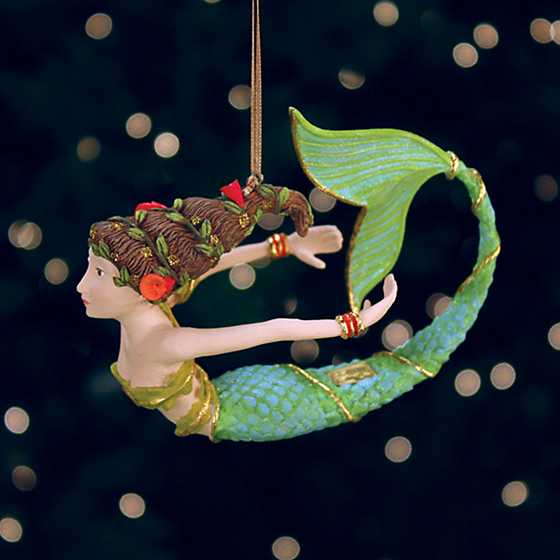 Patience Brewster Mercy Mermaid Ornament image two