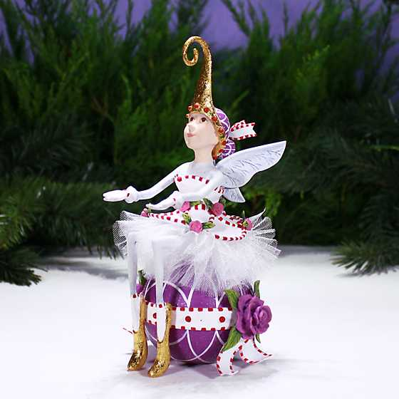 Patience Brewster Sugarplum Fairy Figure image two