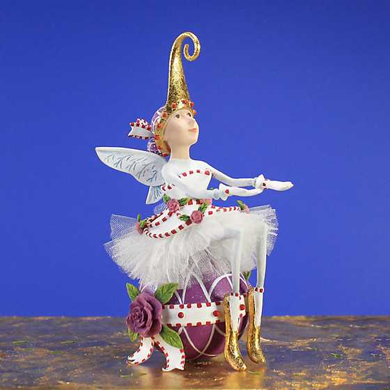 Patience Brewster Sugarplum Fairy Figure