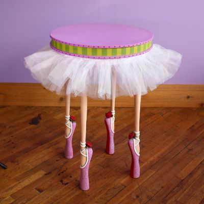 Patience Brewster Ballet Dancer Table