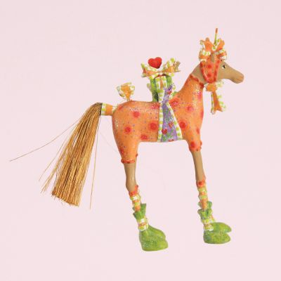 Patience Brewster Maisy Horse Mini Ornament