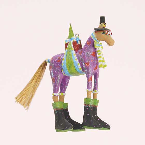 Patience Brewster Marcel Horse Mini Ornament