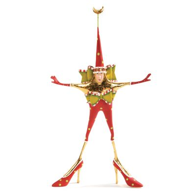Image for Patience Brewster Stella Star Woman Tree Topper
