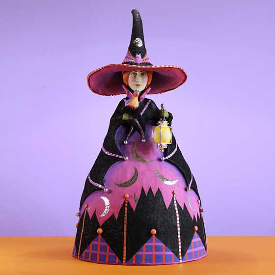 Patience Brewster Bat Witch Figure