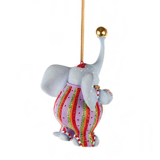 Patience Brewster Jambo Anika Elephant Ornament image three