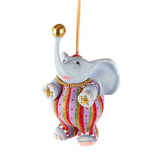 Patience Brewster Jambo Anika Elephant Ornament image one