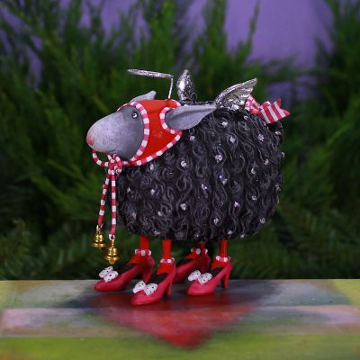 Patience Brewster Barbara Black Sheep Ornament