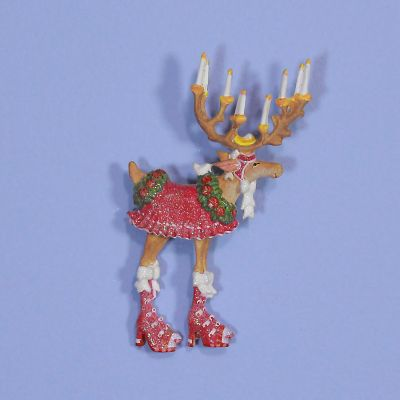 Patience Brewster Dash Away Donna Reindeer Pin