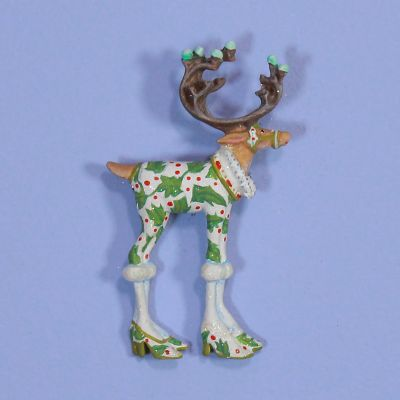 Patience Brewster Dash Away Vixen Reindeer Pin