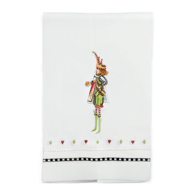 Patience Brewster Jack of Hearts Tea Towel