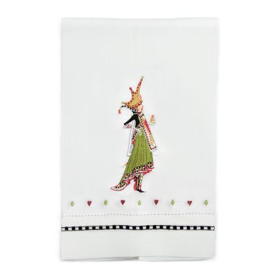 Patience Brewster Jacqueline of Hearts Tea Towel