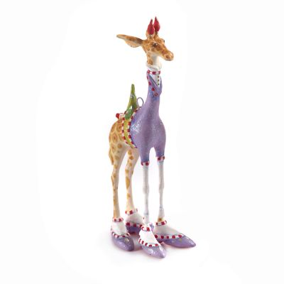 Patience Brewster Jambo George Giraffe Mini Ornament
