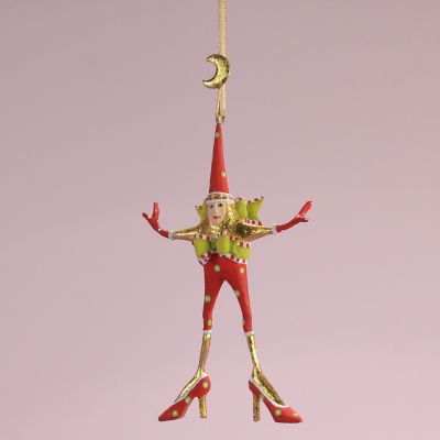 Patience Brewster Star Woman Mini Ornament