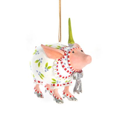 Patience Brewster Noah's Ark Nanette Pig Mini Ornament