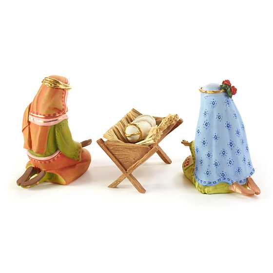 Patience Brewster Nativity World Holy Family Figures image three