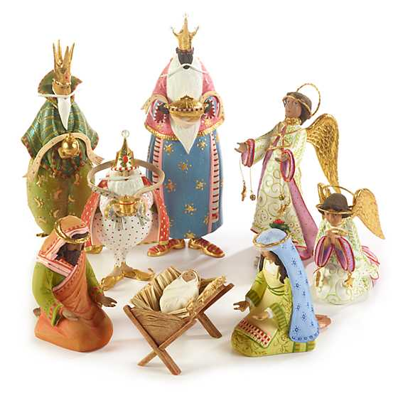 Patience Brewster Nativity World Magi Figures image four