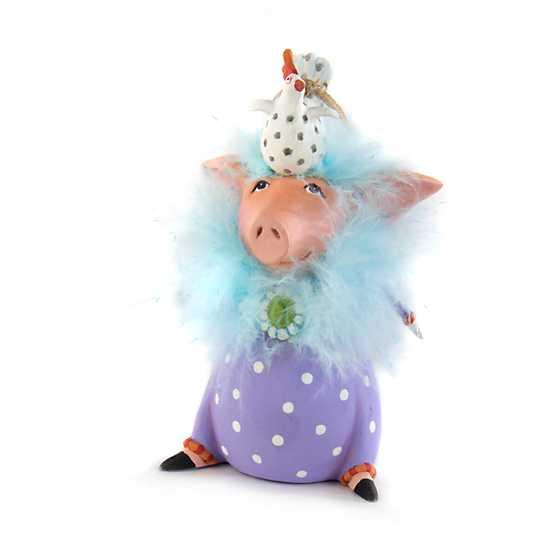 Patience Brewster Philomena Pig Ornament