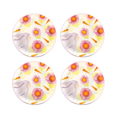 Image for Patience Brewster Springtime Plates - Set of 4