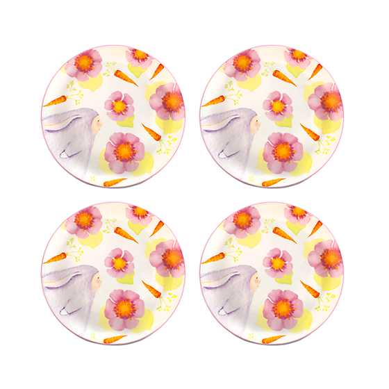 Patience Brewster Springtime Plates - Set of 4