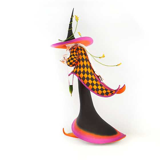 Patience Brewster Crystal Ball Witch Display Figure image three
