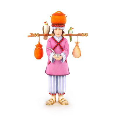 Patience Brewster Nativity Water Carrier Figure