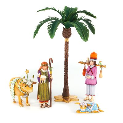 Patience Brewster Nativity Mini Figures - Shepherd Set