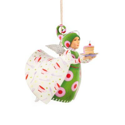 Patience Brewster Sweets Paradise Angel Ornament