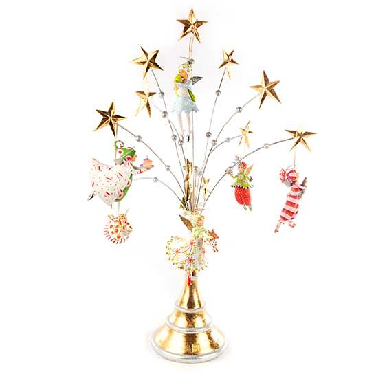 Patience Brewster Paradise Angel Ornament Display Tree image three
