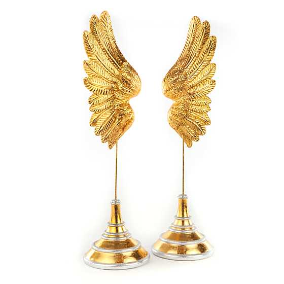 Patience Brewster Golden Angel Wings Set