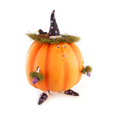 Patience Brewster Gourdita Pumpkin Display Figure