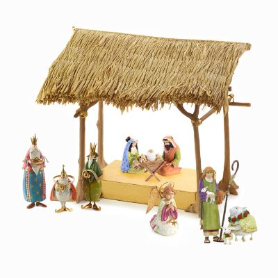Patience Brewster Nativity Set