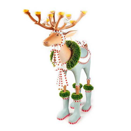 Patience Brewster Dash Away Dasher Deer Display Figure