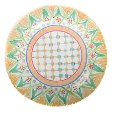 Taylor Flat Dinner Plate - Kings Corners