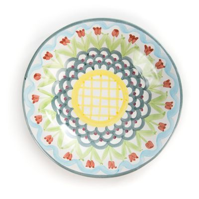 Taylor Flat Luncheon Plate - King Ferry
