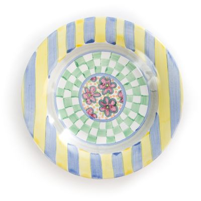 Taylor Flat Luncheon Plate - Myrtle