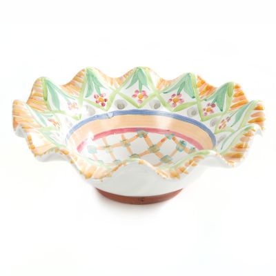 Taylor Fluted Breakfast Bowl - Kings Corners