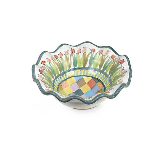Taylor Fluted Berry Bowl - Poplar Ridge image one