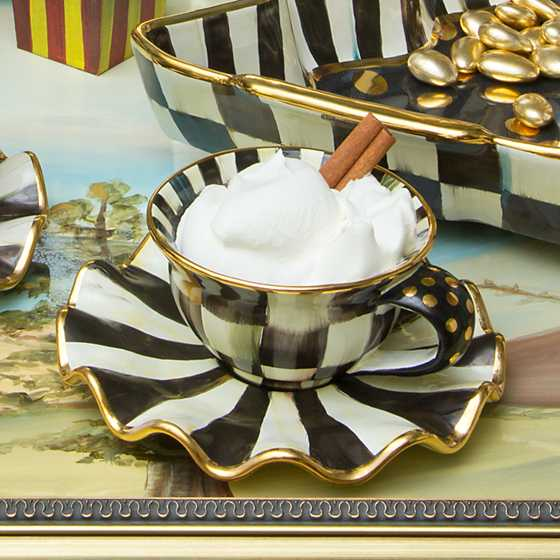Courtly Check Teacup image five