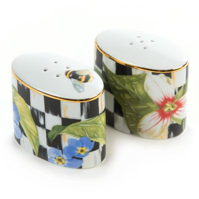 Thistle & Bee Salt & Pepper Set