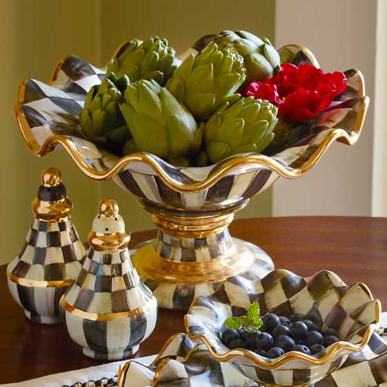 Courtly Check Compote image five