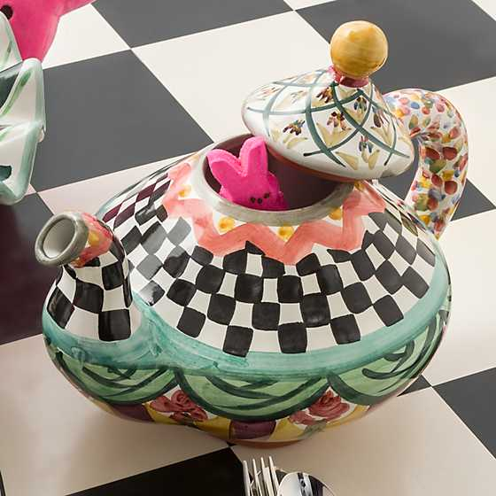 Taylor Teapot - Odd Fellows image twelve