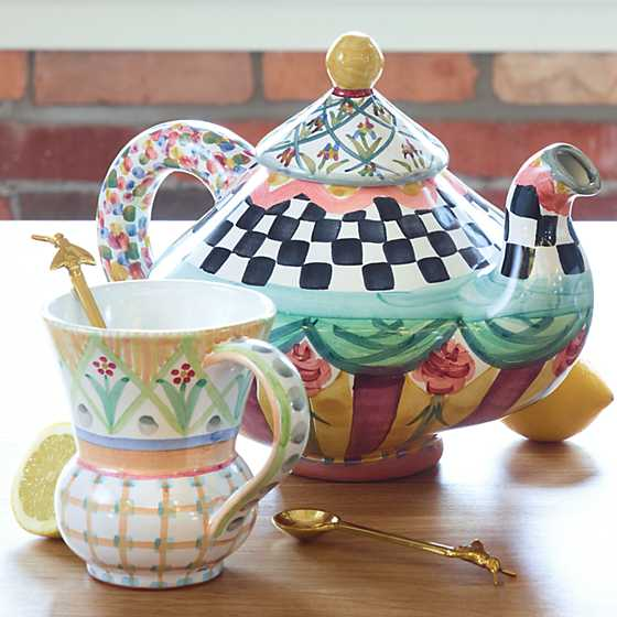 Taylor Teapot - Odd Fellows image four