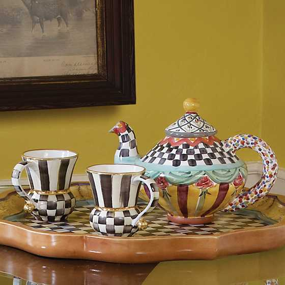 Taylor Teapot - Odd Fellows image seven