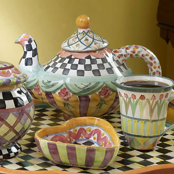 Taylor Teapot - Odd Fellows image nine
