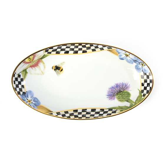 Thistle & Bee Trinket Tray